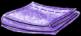Purple Towel