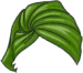 Towel Wrap Green