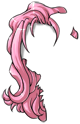 Glamour Wig Pink