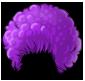 Style Wig Purple