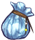 Blue Alchemist's Bag
