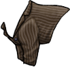 Brown Pinstripe Jacket