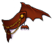 Red Bat Cape