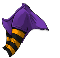 Purple Undershirt