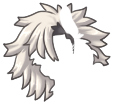 Platinum Wig