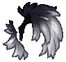 Monochrome Wig