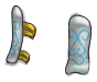 Platinum Gauntlets
