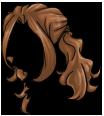 Curly Brown Wig