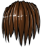 Fallout Wig Brown