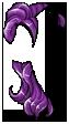 Glamour Wig Purple