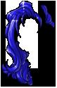 Glamour Wig Cobalt