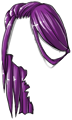 Smooth Wig Purple
