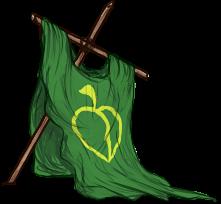 Leaf Flag