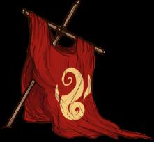 Flame Flag