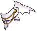 White Bat Cape