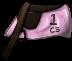 Pink Racing Saddle