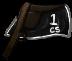 Black Racing Saddle