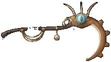 Brass Scythe